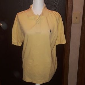 •NWT• Polo by Ralph Lauren Yellow Polo